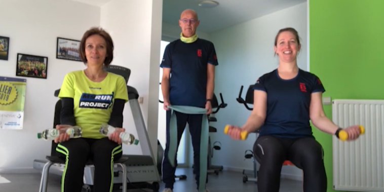 Keep Moving with Multiple Sclerosis